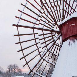 Talvinen Myllymäki