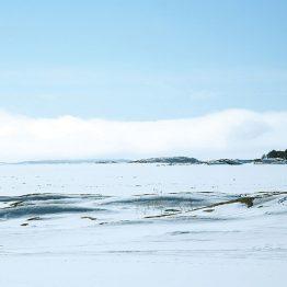 Talvipäivä Kustavin saaristossa